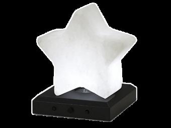 Stella di cristallo di sale