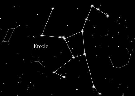 Costellazione di Ercole